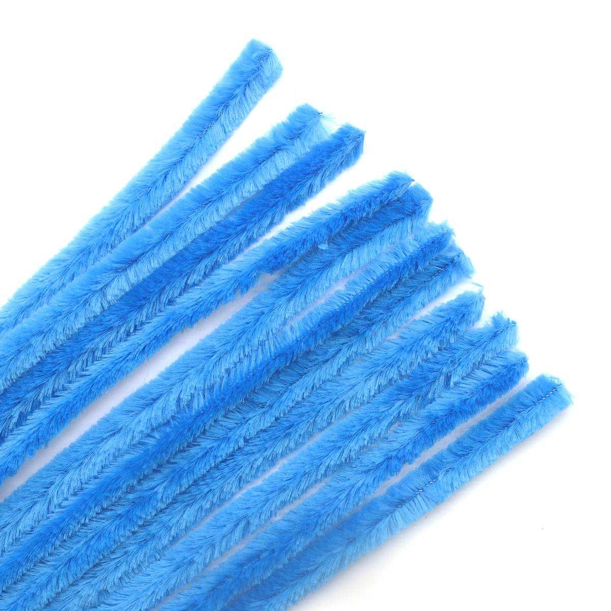 Синель-проволока, 12 мм*30см, 15шт/упак, Астра