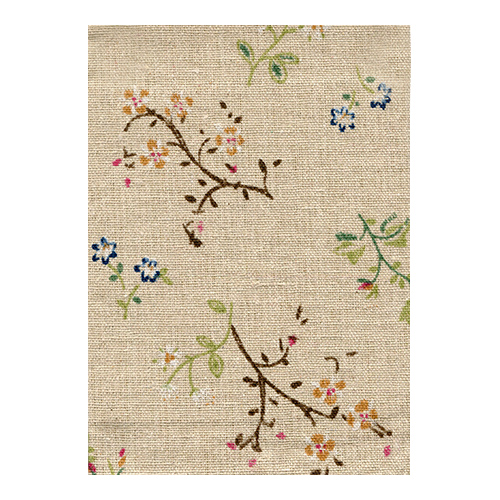 Ткань декоративная 'Цветочный узор', 48*48 см
