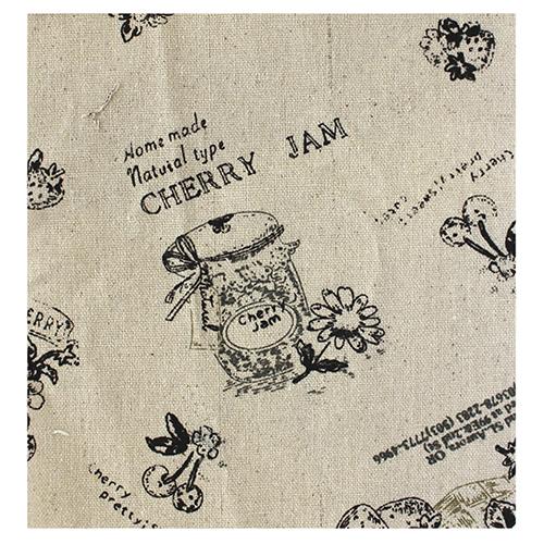 Ткань декоративная 'Вишневый джем', 48*48 см