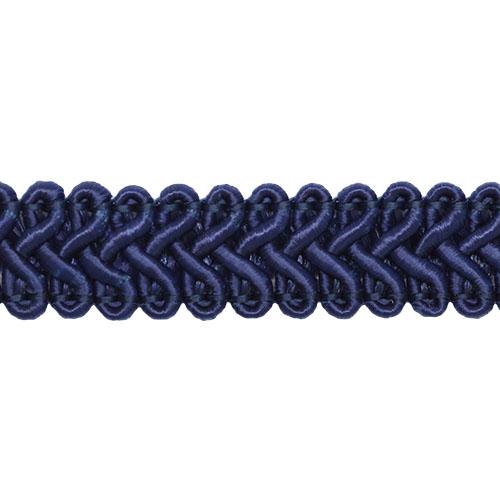 Тесьма отделочная 'Шанель' 13мм*25м (SR036 темно синий)