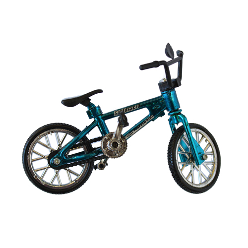 Велосипед кукольный, 10х5см