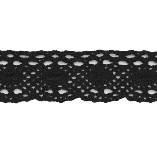 CLA4150 Тесьма 'Лен' 10ярд (9,14м*3,5 см) ДУ