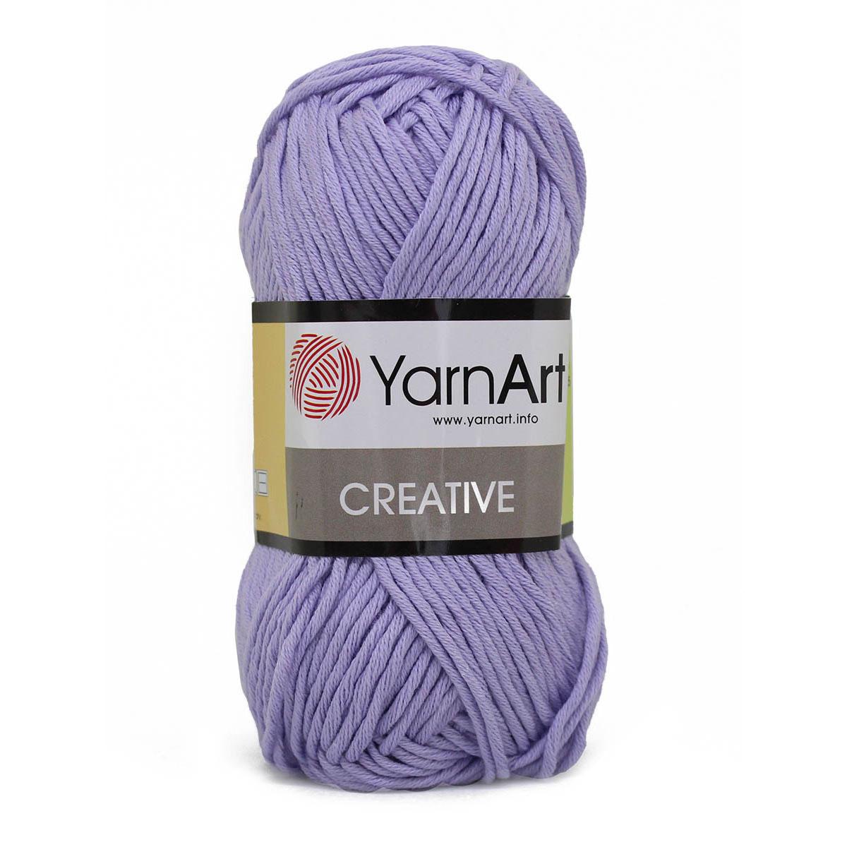 Пряжа Yarn art 'Creative' 50гр., 85м (100% хлопок) ТУ