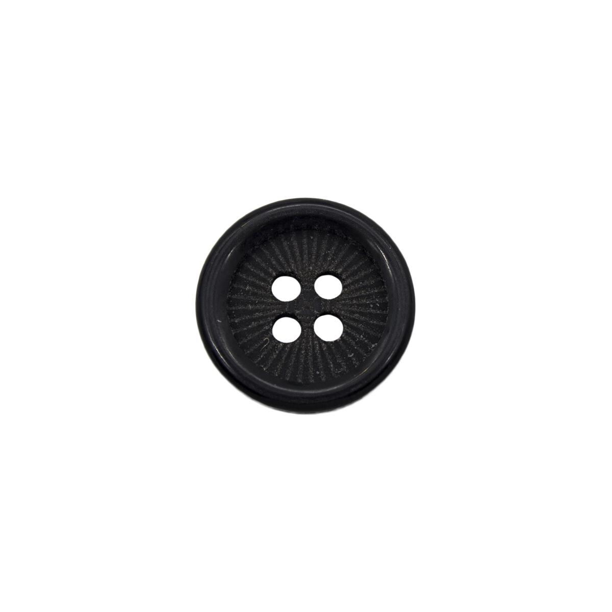 0314 2065A Пуговица 24L 36шт (C580 черный)