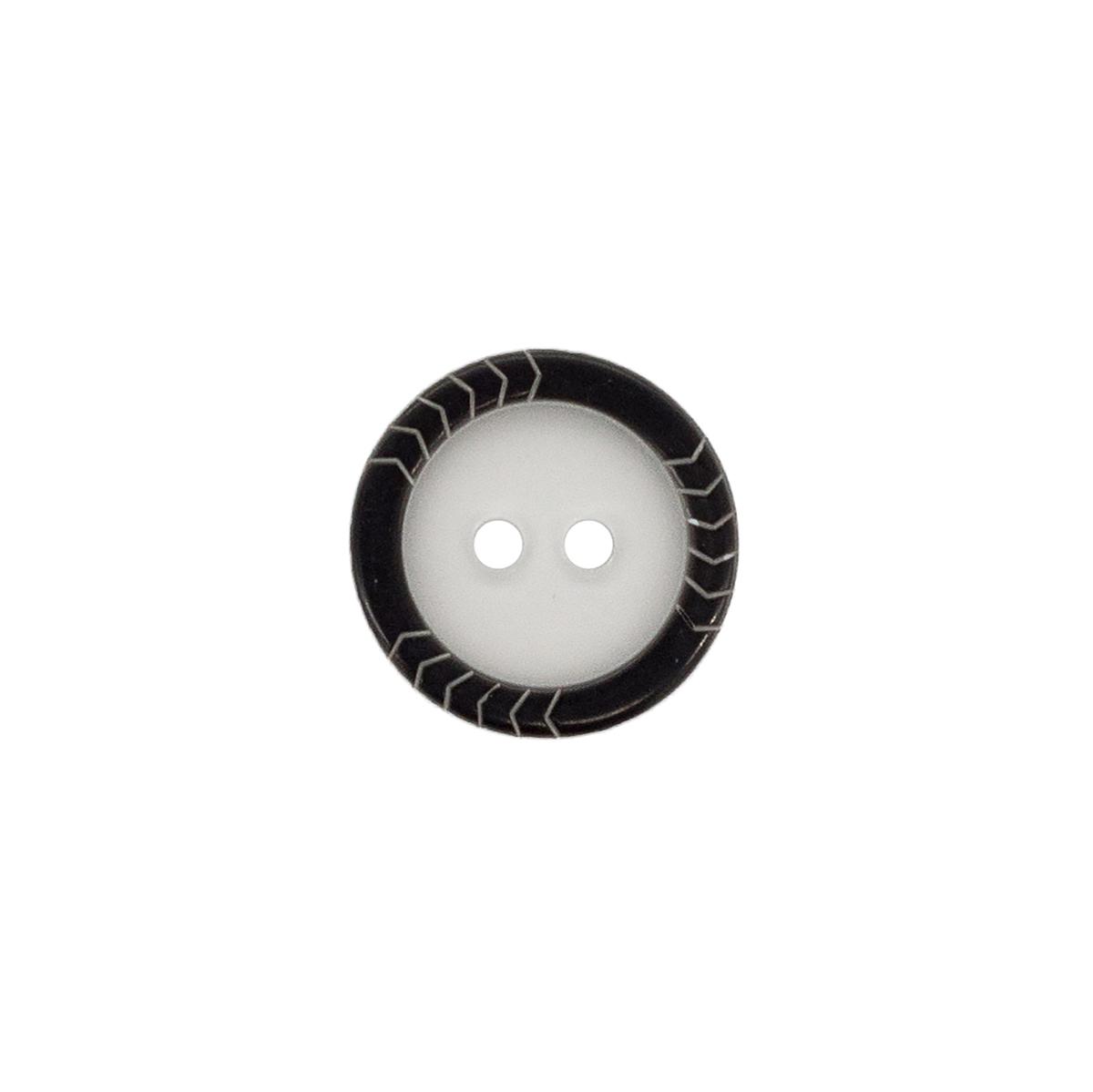 0312-0404А Пуговица 28L 24шт (C580 черный) фото