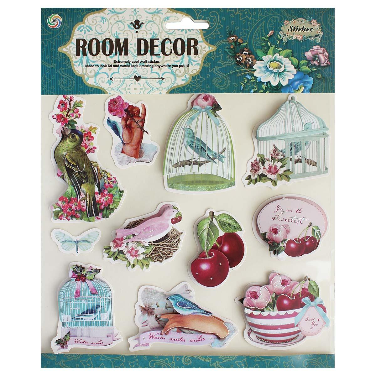 QO Наклейки 'Room décor'
