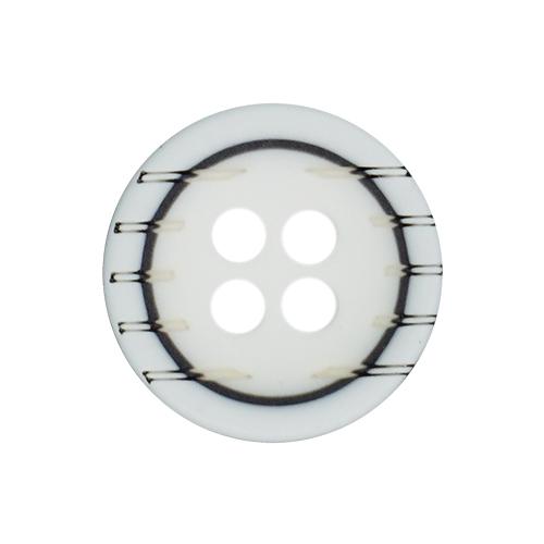 0313-4077A Пуговица на прокол (4пр) 18L