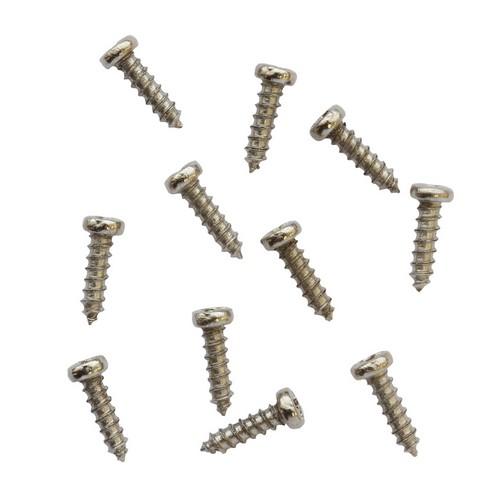 Мини-винт для крепления декор. элементов, 6*1,6мм, 10гр/упак