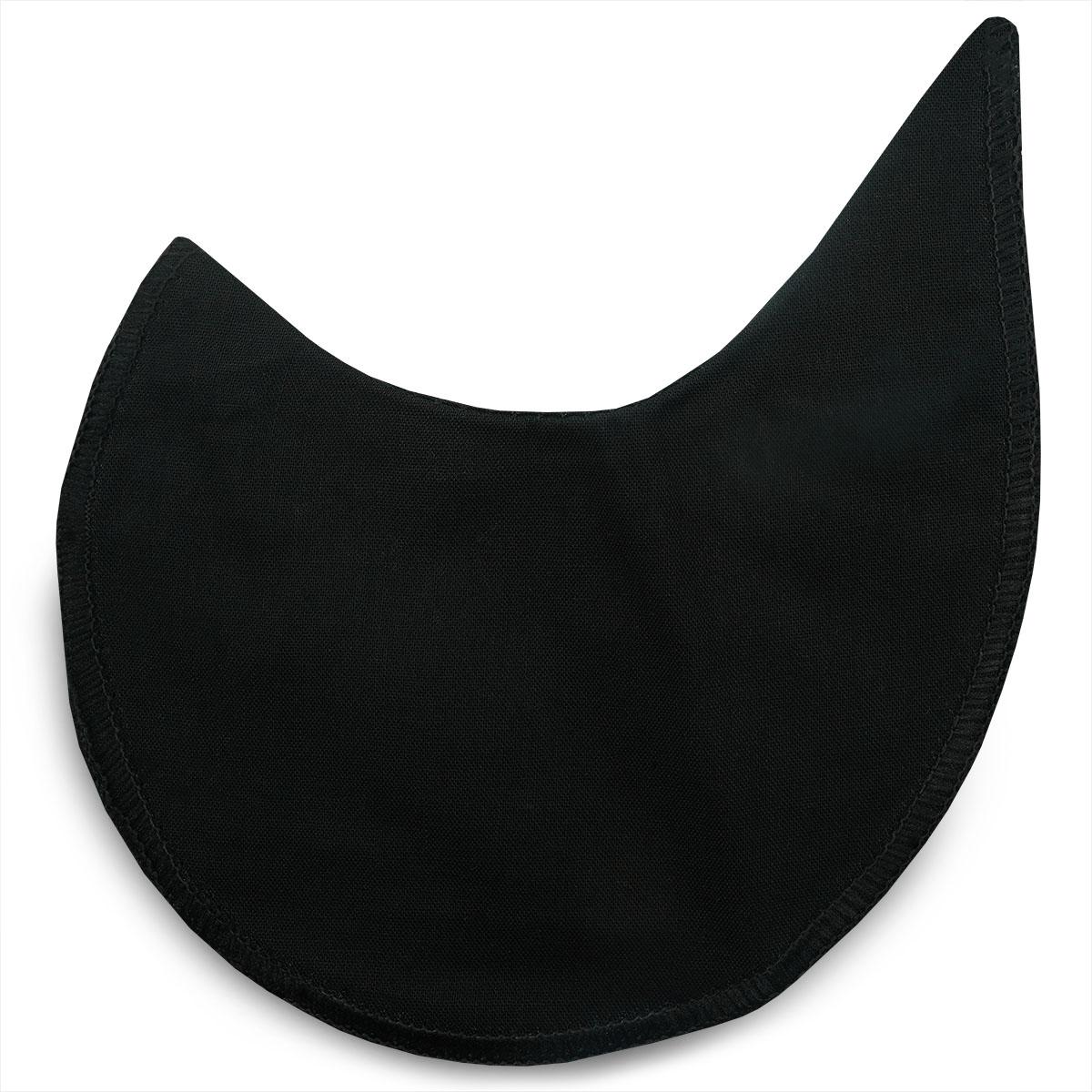 994185 Подмышники размер S 100% хлопок, черный цв. 2шт Prym