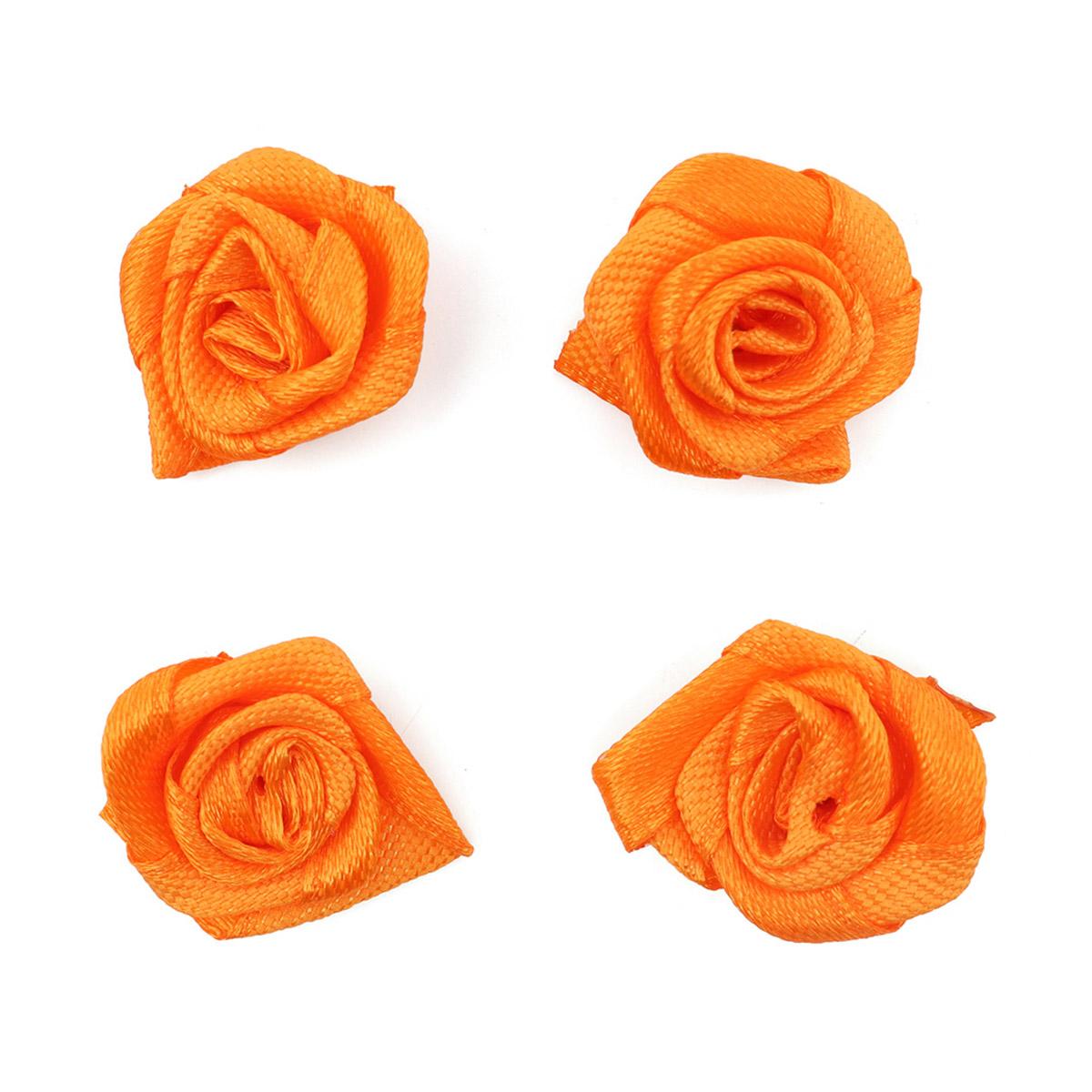 К-9081 Цветы пришивные 1,9см. 4шт.
