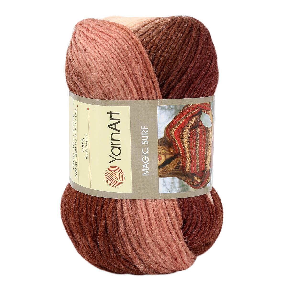 Пряжа YarnArt 'Magic' 100гр 200м (100% шерсть)