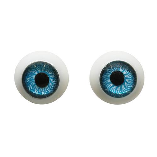 1.2# Глаза круглые, 1,2см, 4 шт/упак