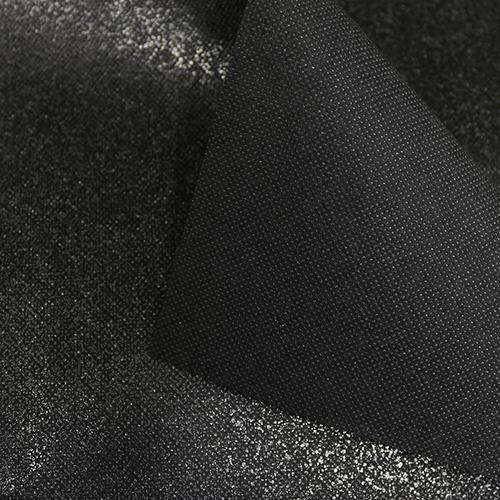 56650 Флизелин черный сплошной 65г/м 70см*10м