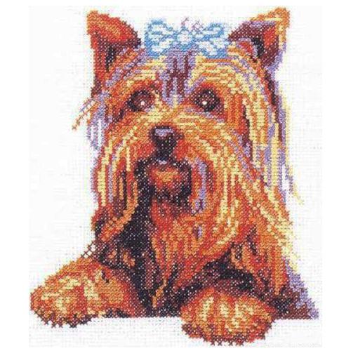 MRMK1971-4146 Набор для вышивания MARGOT 'Йоркшир' 30*30 см