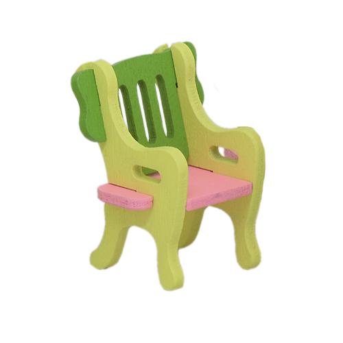 TD90544-1 Миниатюра. Кресло, 4,5*3*2,5см фото