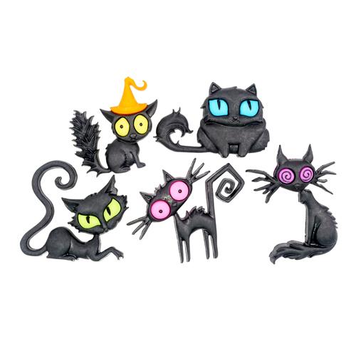 9486 Фигурки. Зловещие коты Dress It Up