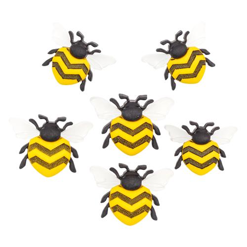 9382 Фигурки. Счастливые пчелы Dress It Up