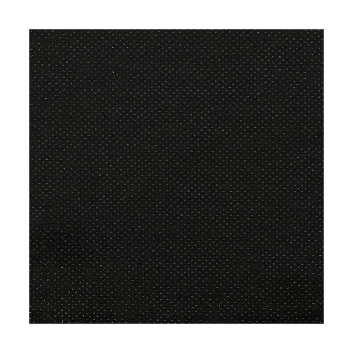 6403-0246 Флизелин черный точечный 40г/м 90см*100м