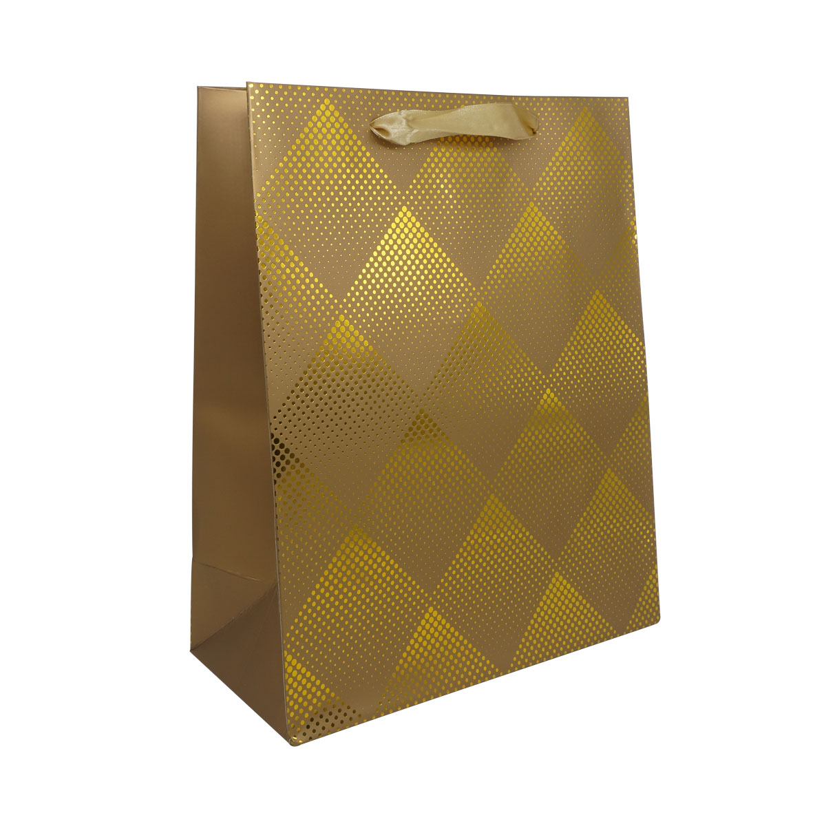 BK958 Пакет подарочный ламинированный, 32*26*12см