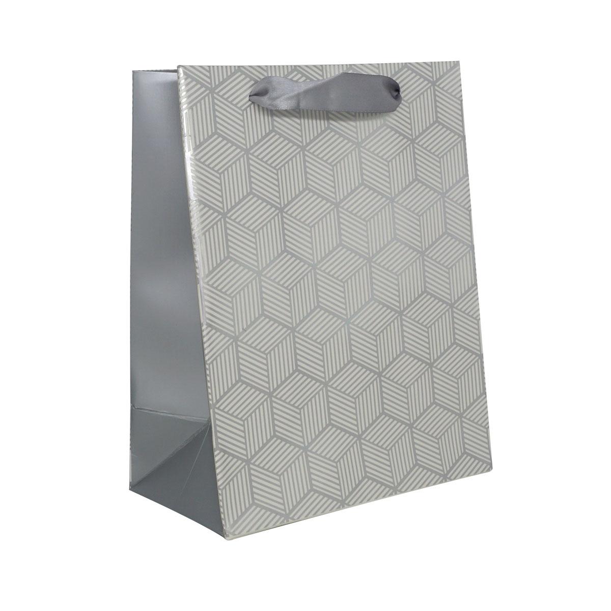 BK990 Пакет подарочный ламинированный, 23*18*10см
