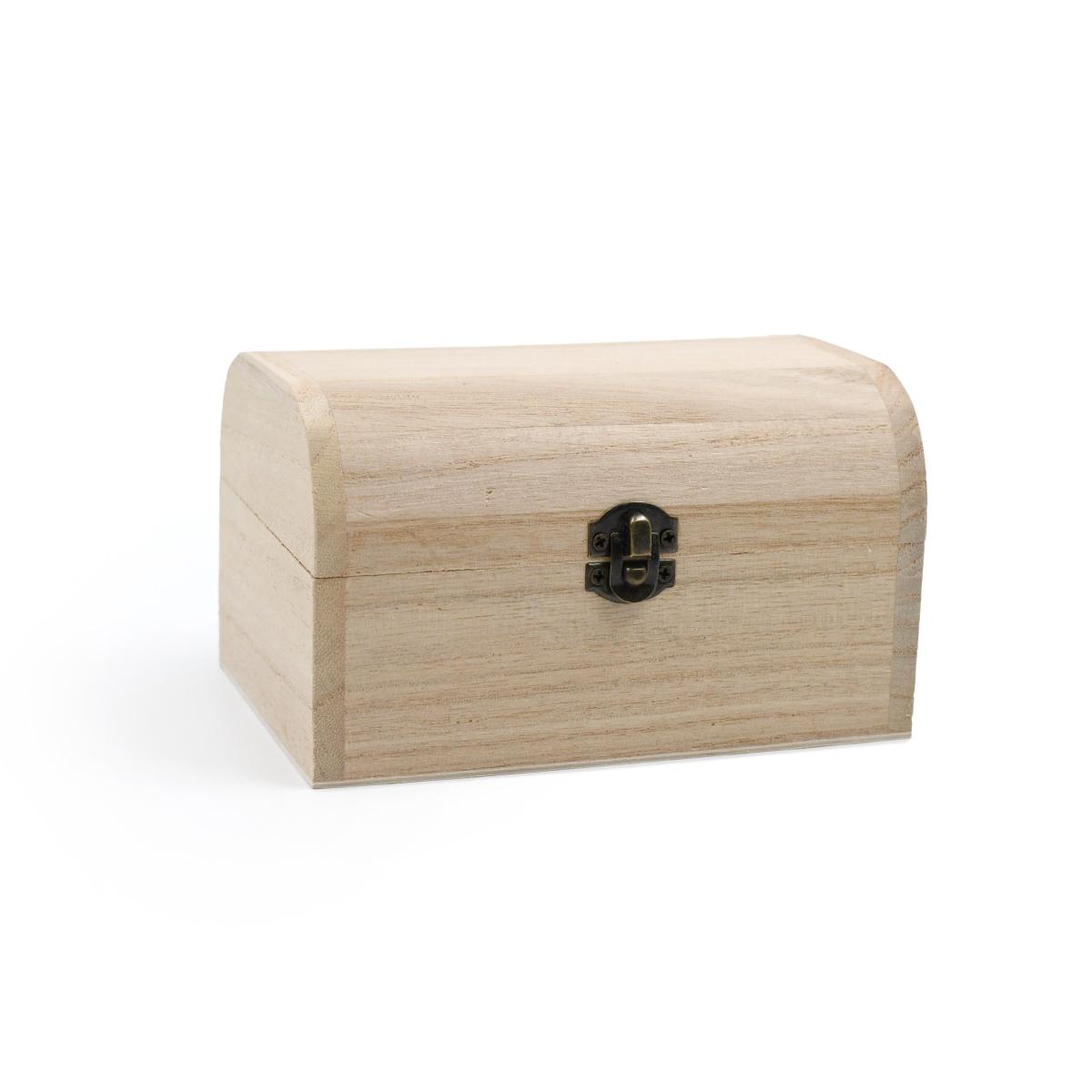 LYC1604-377 Шкатулка деревянная, 14*10*8см
