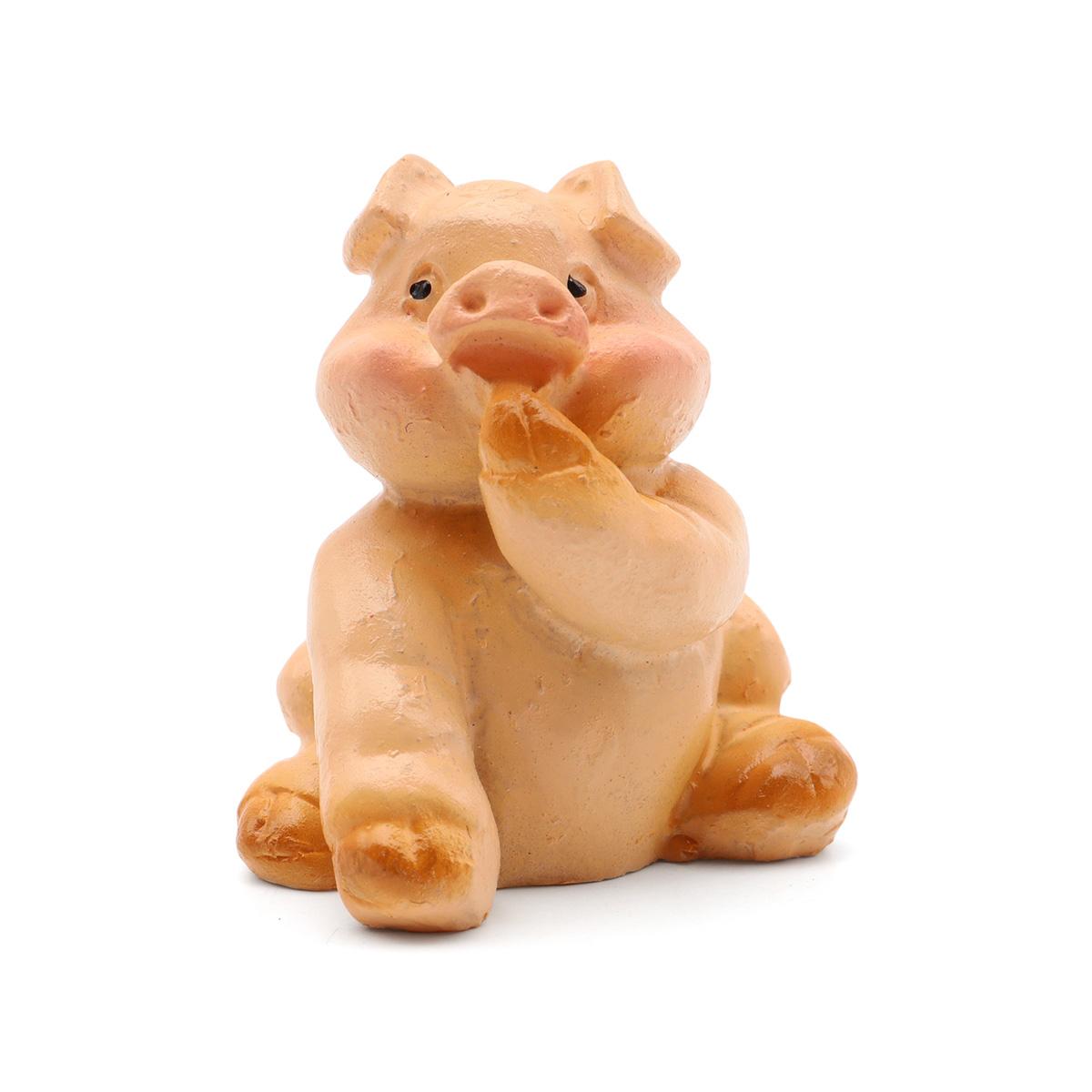 AS15-11, Миниатюра. Свинка, 3,5*2CM, в ассортименте
