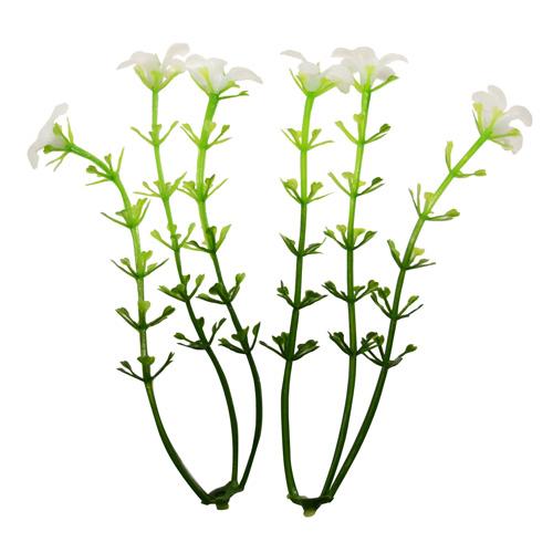 18FT01040 Веточки декоративные с цветочками, 5шт/упак
