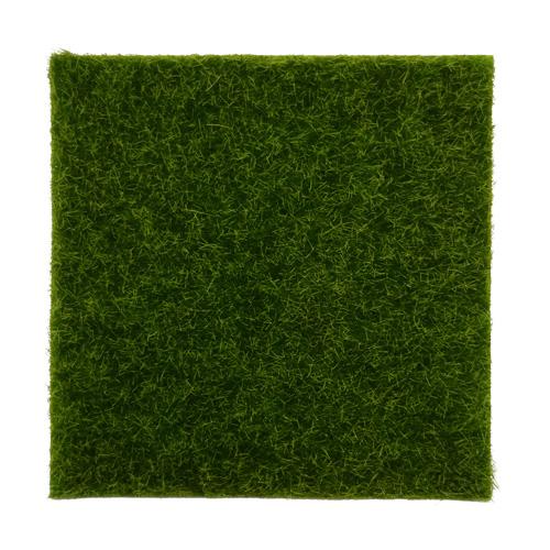 18FT00700 Искусственный мох, 15x15cm, 1шт/упак