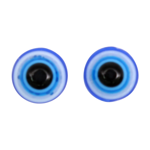 AS05-04, Глазки для игрушек, 6мм, 50шт/упак