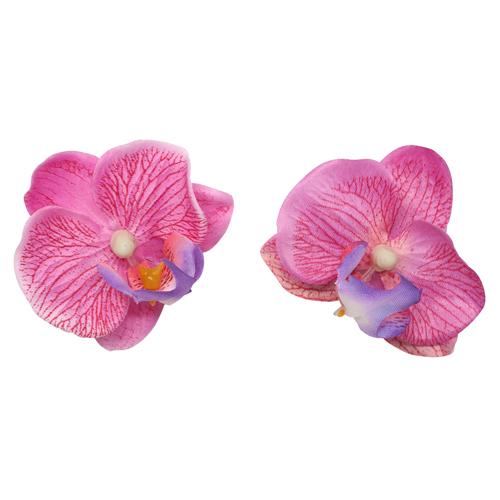 3AS-004 Бутон цветка искусственный, 6.5см, 2 шт/упак