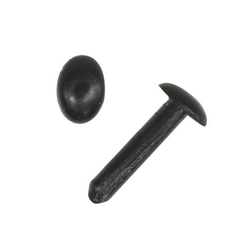 3AS-071 Глазки для игрушек, 2*4мм, 20 шт/упак
