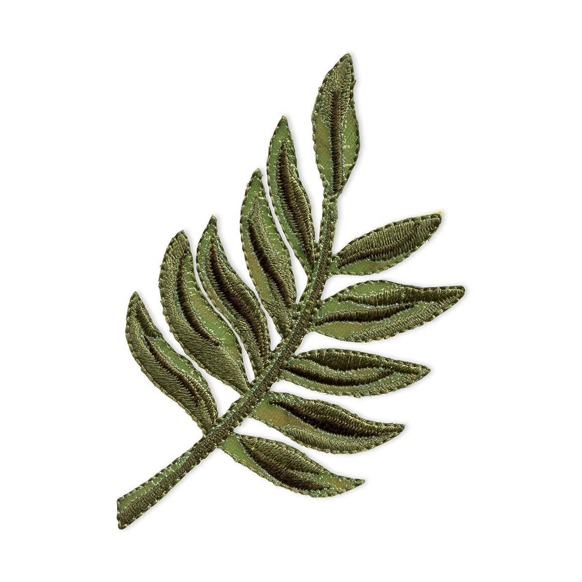 926673 Термоаппликация 'Лист пальмы' 1шт, Prym