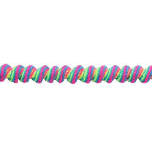 1AS-262-1 Шнур эластичный 'спираль' 4мм*20м