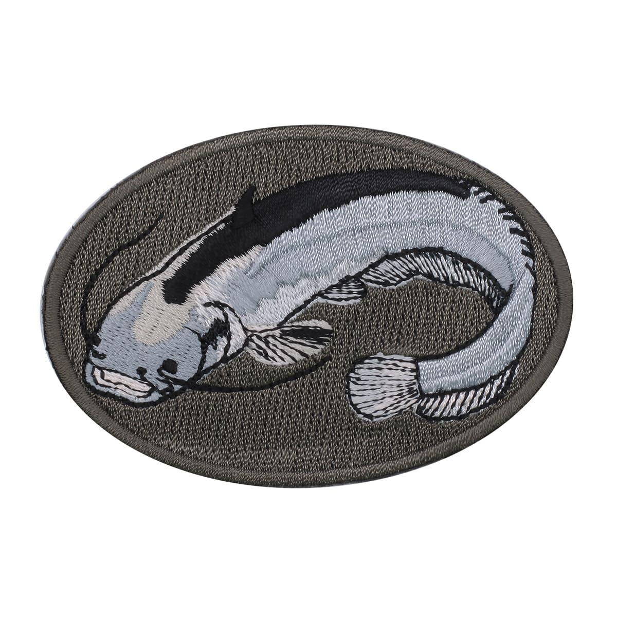 Термоаппликация 'Улов рыбака-3' 5,5*8см Hobby&Pro