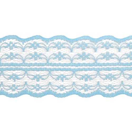 133-2 Кружево сетка нейлон 4см*45,7м