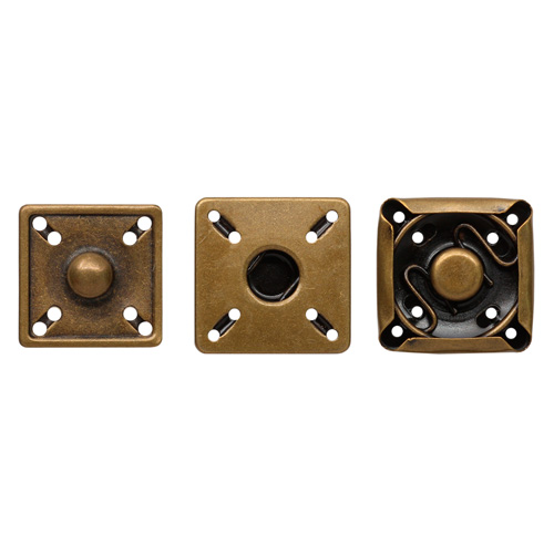 1407 Кнопки металл, 18мм*18мм ДУ