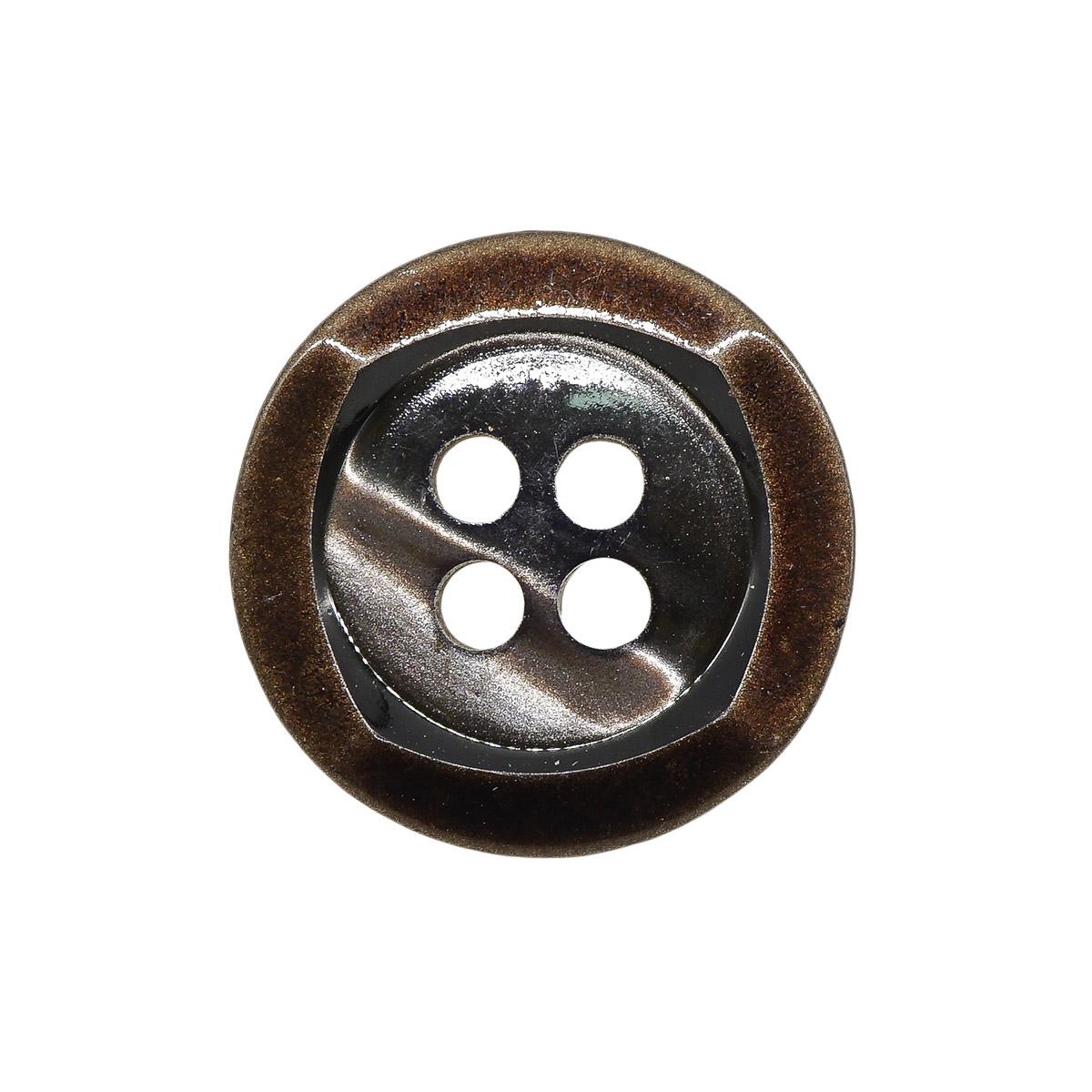 А522 Пуговицы, 4прокола, 14мм