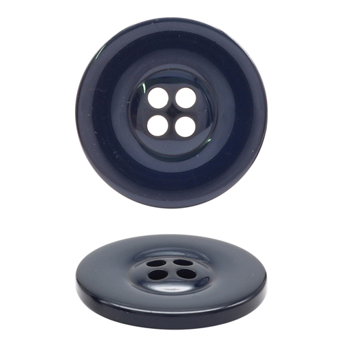HY305 Пуговицы 29мм (т.синий)
