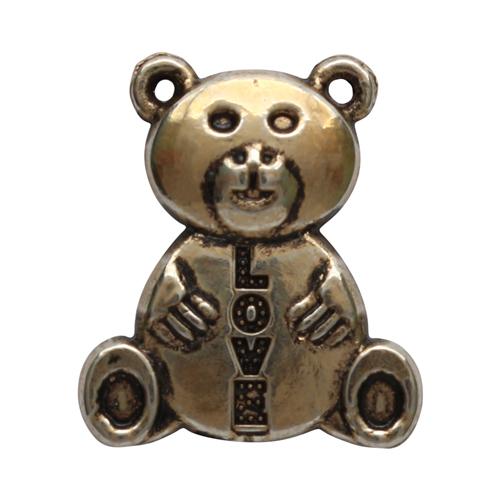 274 Декоративные украшения клеевые Медведь