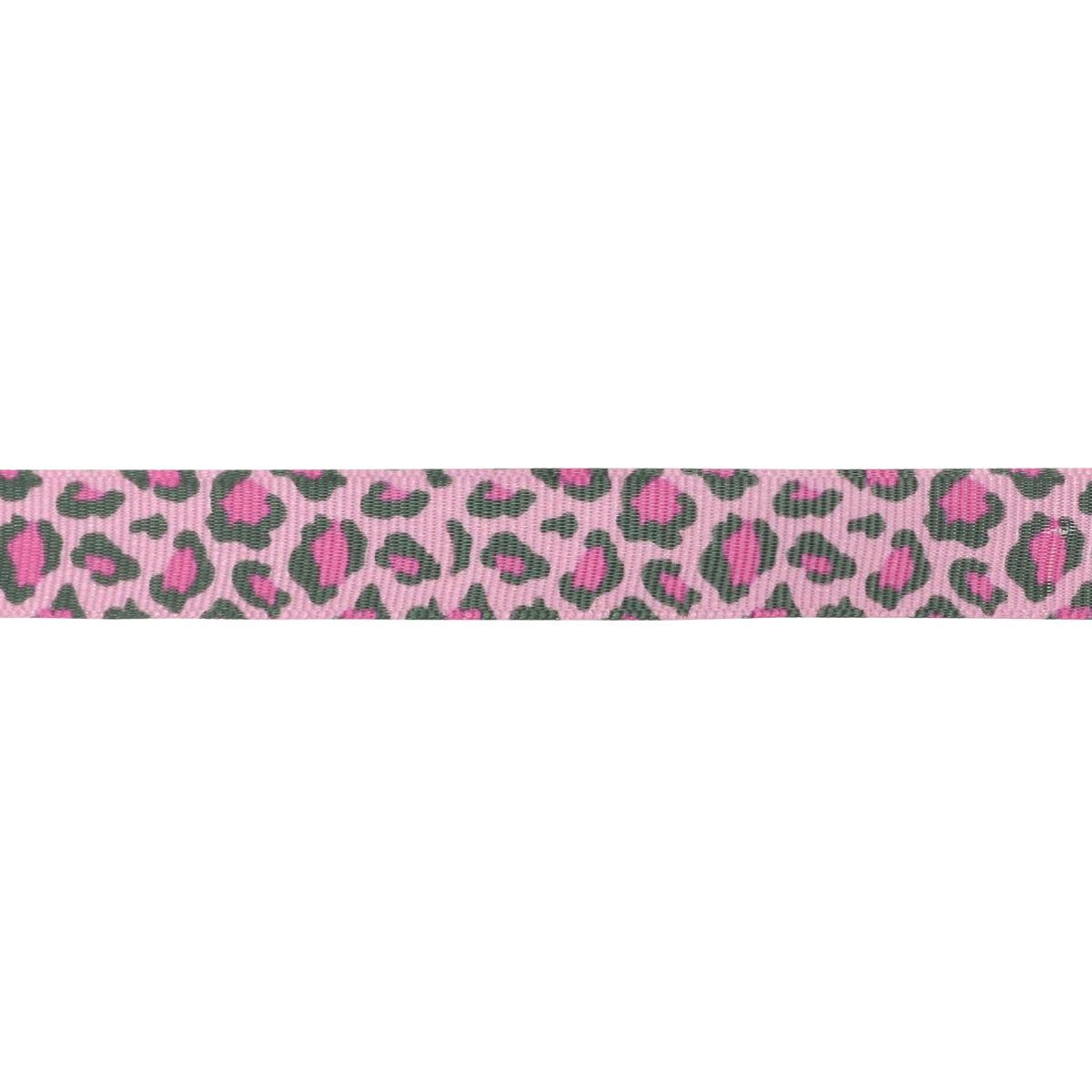 Лента отделочная 'Леопардовый принт' 20мм*10м