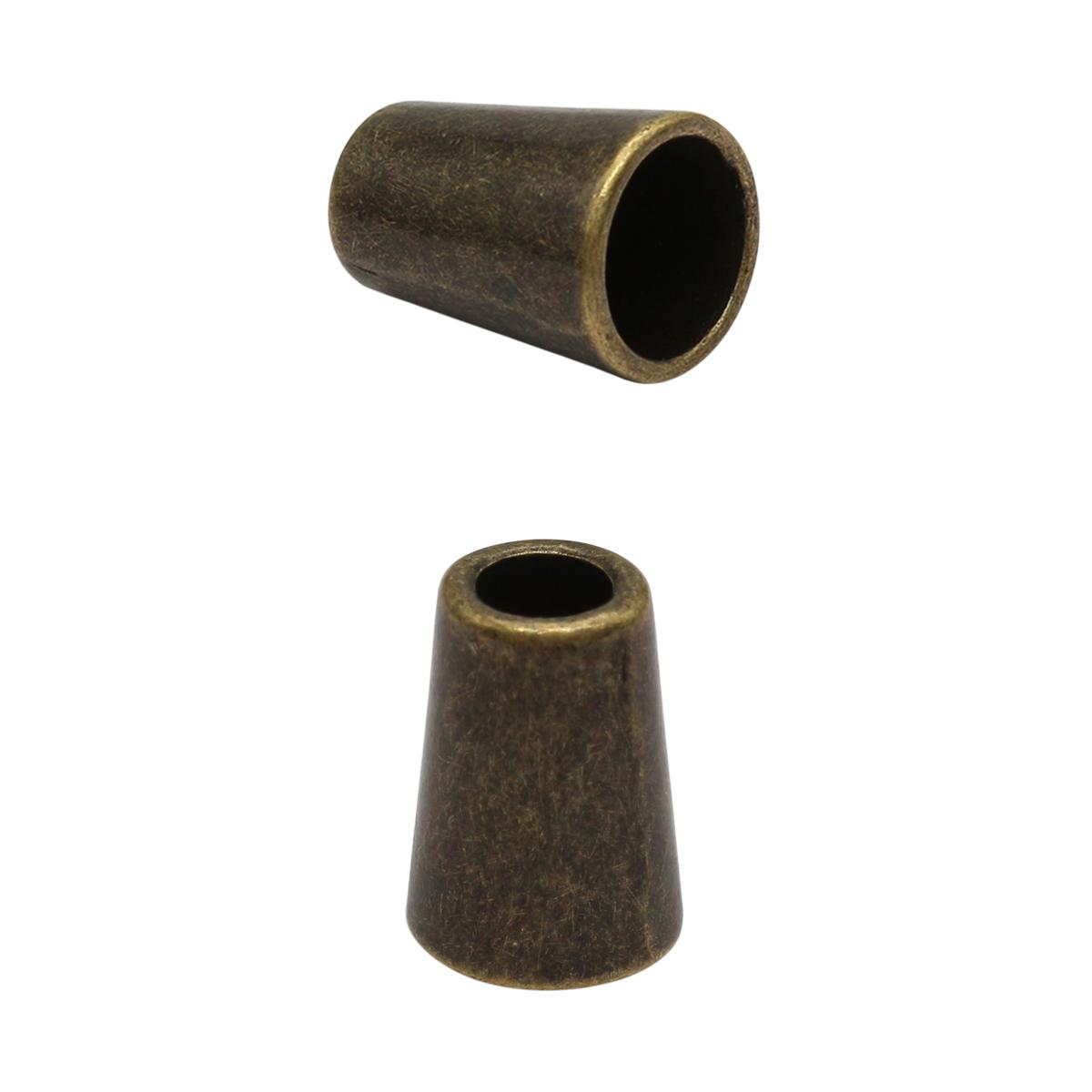 2AR003 022 Наконечник 'Колокол' 14мм, металл