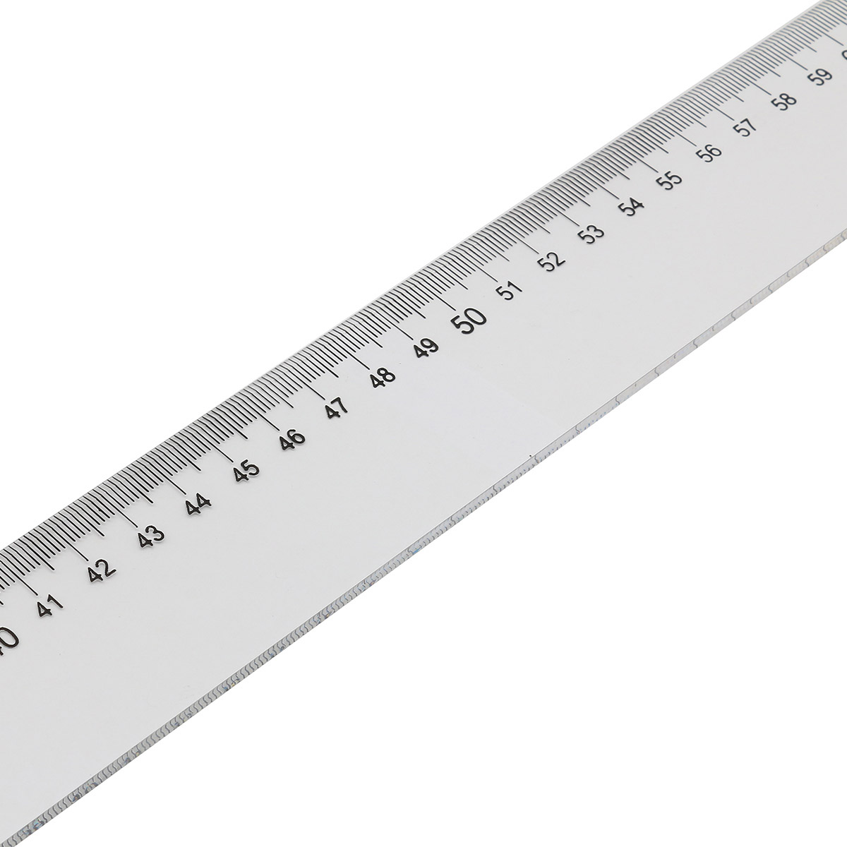 2AR087 Линейка прозрачная 100*4,5*0,35см