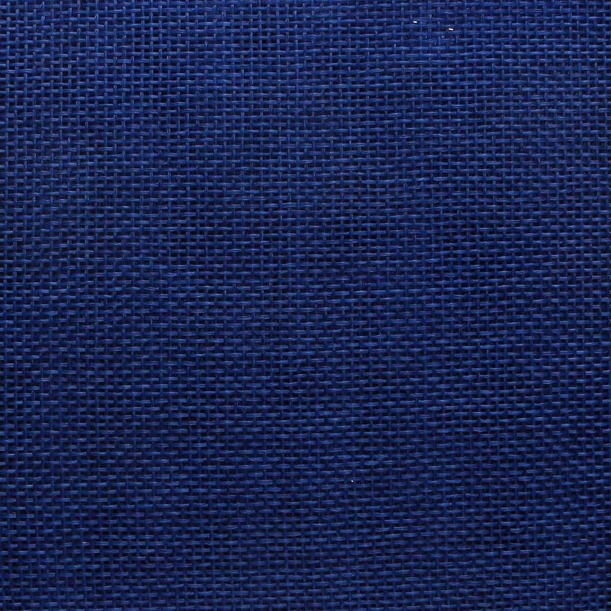 2AR111 Рогожка 100% полиэстер 48*50см (синий)