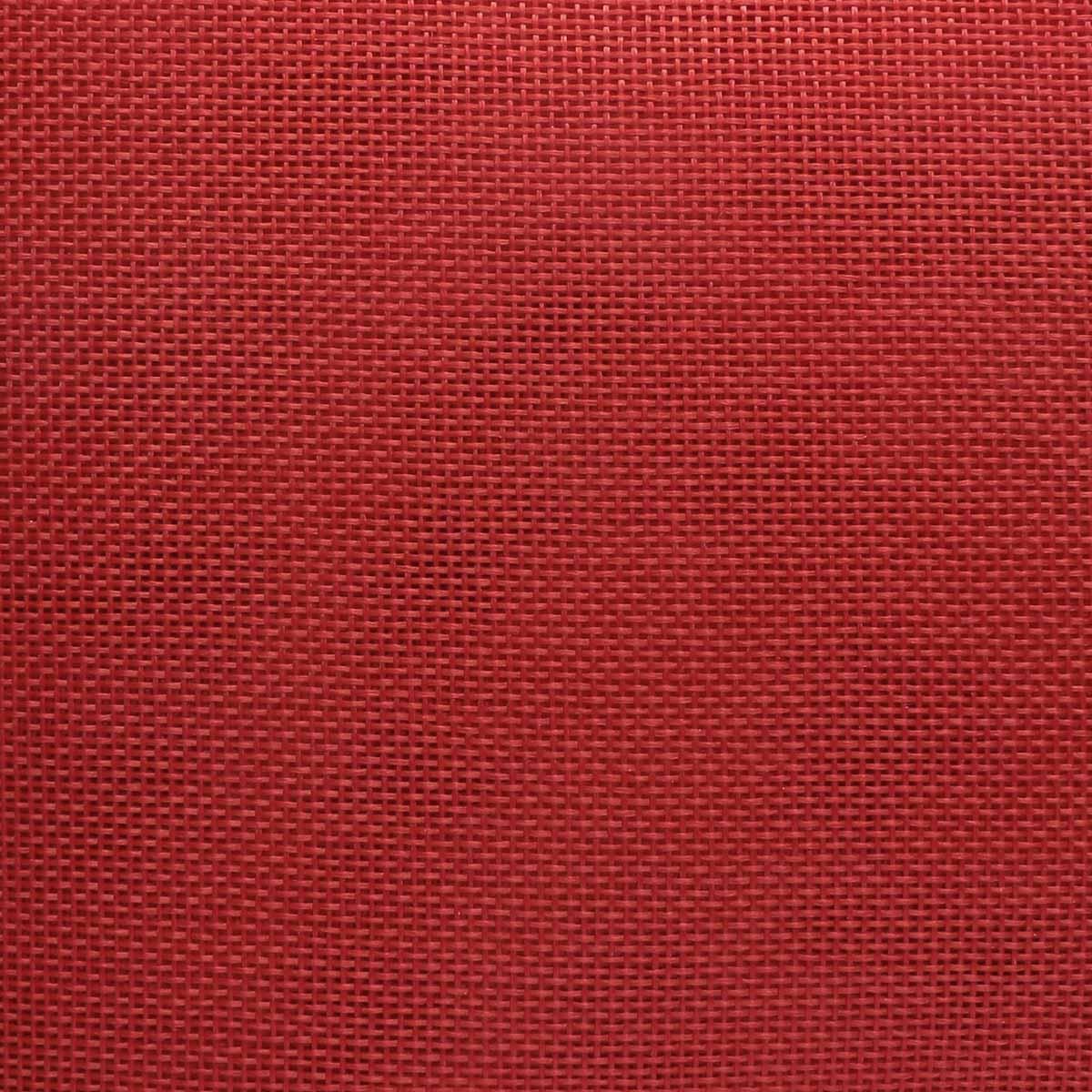 2AR111 Рогожка 100% полиэстер 48*50см (красный)