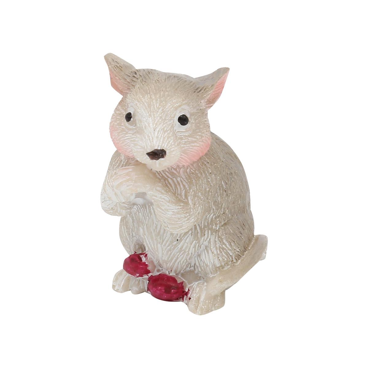 AR141 Мышка с зернышками, 4см