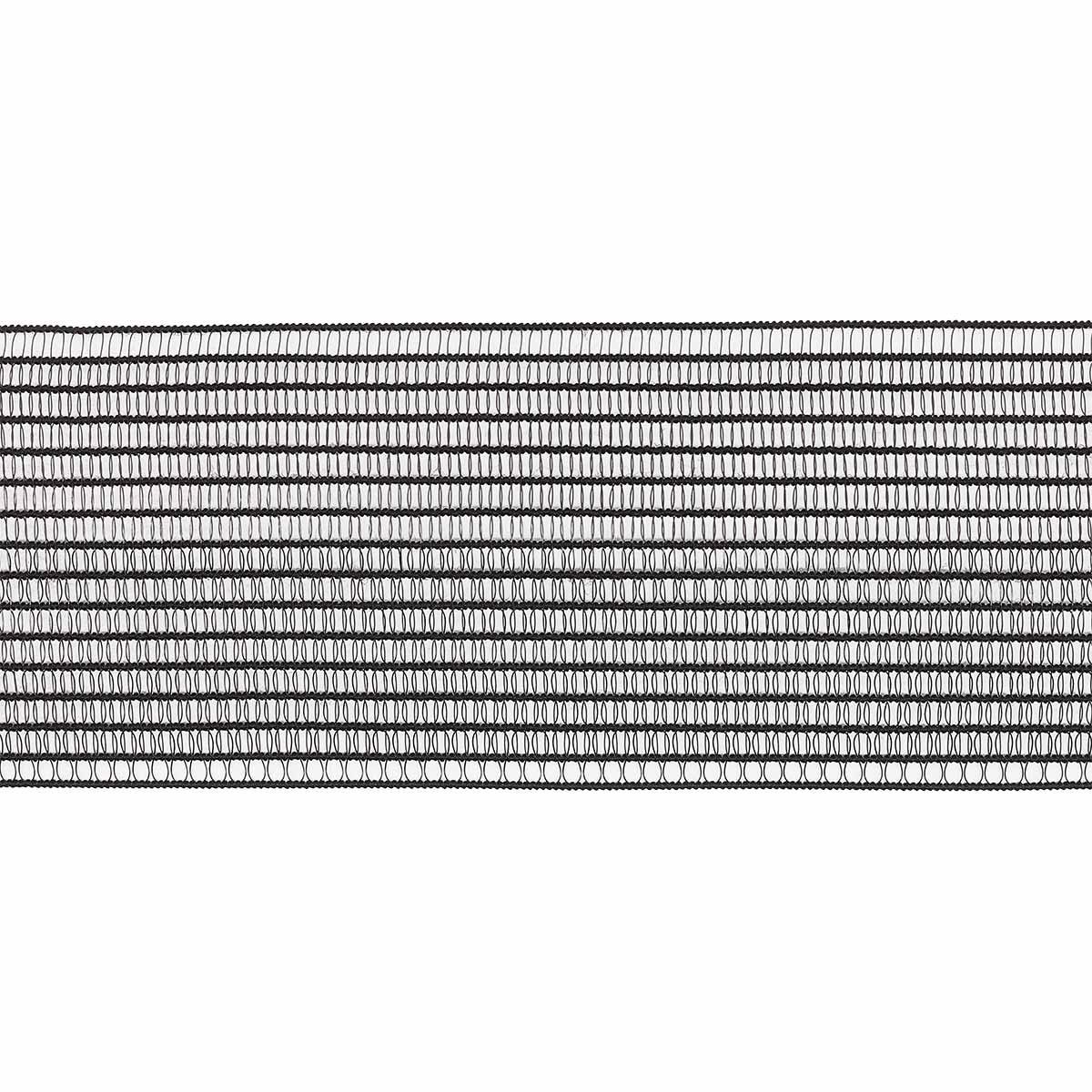 3AR392 Резинка с прозрачными вставками 5см*13,72м