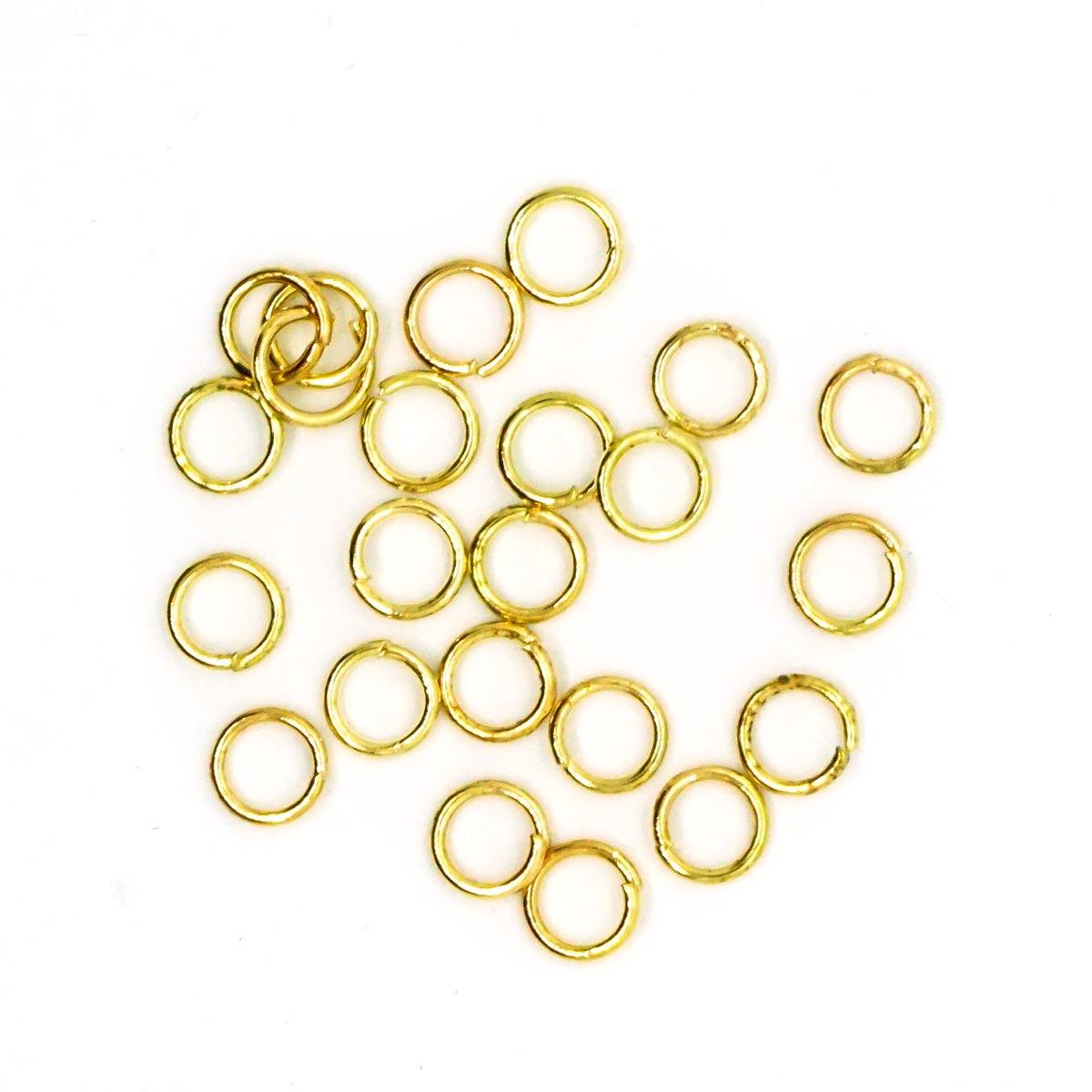 4AR241/242/243 Кольцо соединительное 0,9*6мм, 50шт/упак, Астра