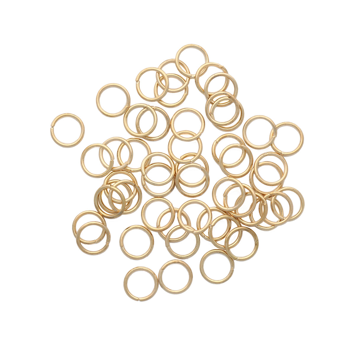 4AR244/245/246 Кольцо соединительное 0,9*8мм, 50шт/упак, Астра