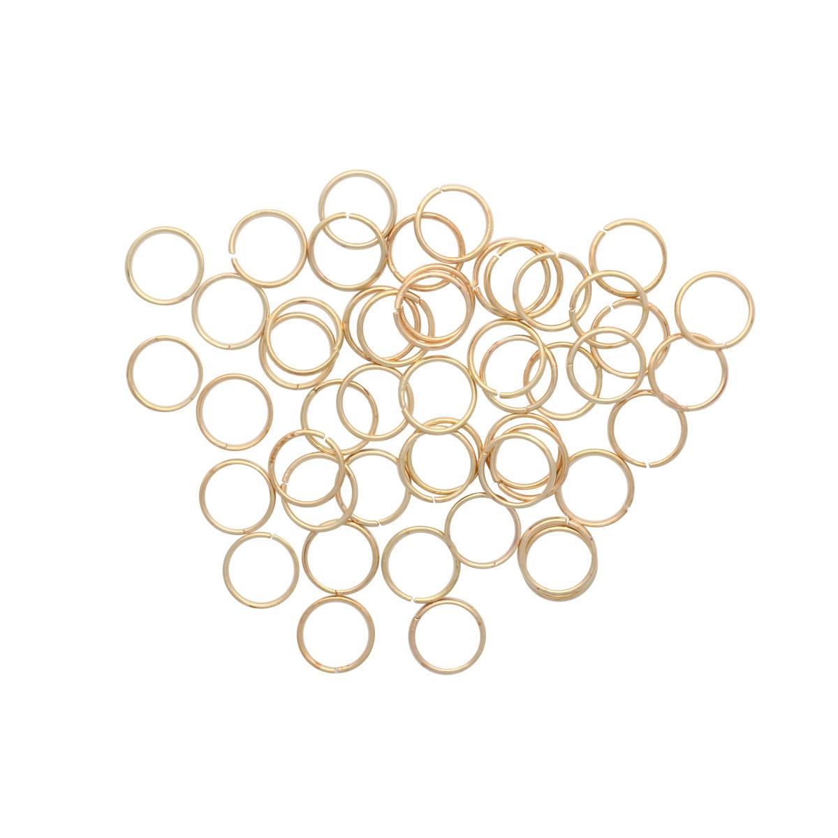 4AR250/251/252 Кольцо соединительное 0,9*12мм, 50шт/упак, Астра