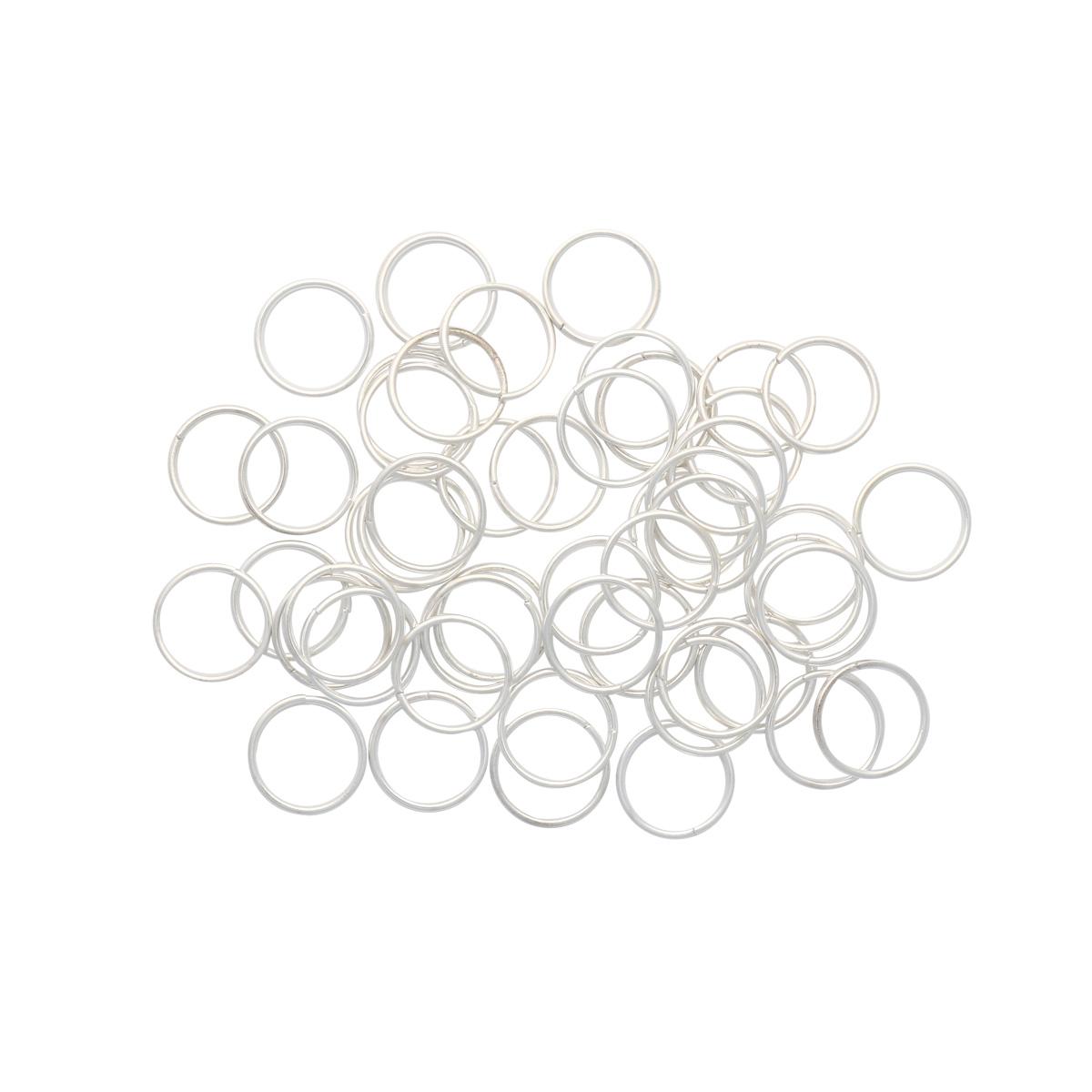 4AR253/254 Кольцо соединительное двойное, 6мм, 50шт/упак, Астра